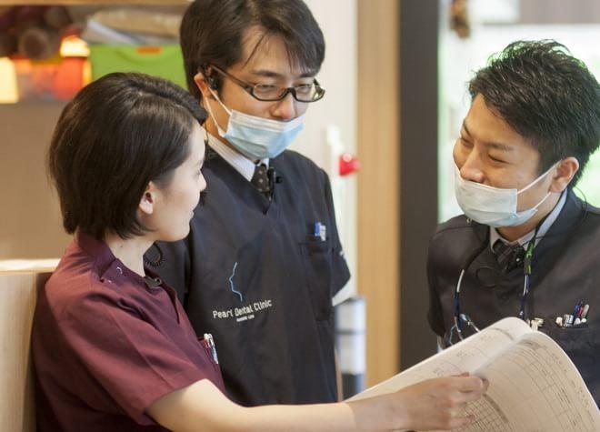 難症例にも対応可。お口の中を総合的に診断を行うインプラント治療。