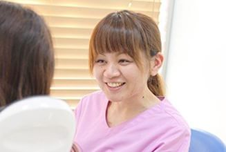 歯科衛生士 宮平