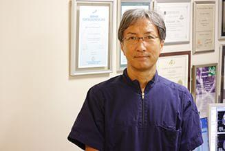 院長  太田 一伸 (Kazunobu Ohta)