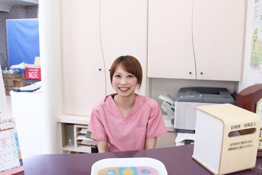 笑顔で患者様をお迎えします