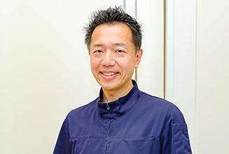 理事長 瓜生 和彦(Kazuhiko Uryu)