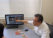 技術の高いスタッフ陣による診療体制