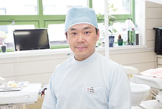 副院長  五十嵐 崇恭(Takayasu Igarashi)