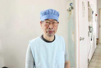 院長 長谷川 知史 (Satoshi Hasegawa)