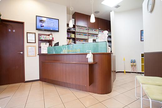 キャナルコート歯科クリニック 東雲キャナルコート内クリニック|医院写真 1