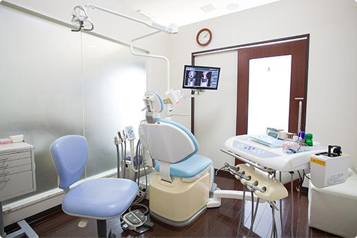 キャナルコート歯科クリニック 東雲キャナルコート内クリニック|医院写真 4