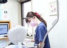 納得のいく治療 話し合いを大切に、患者様に寄り添った診療。