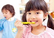 たくさんのお子さまの歯を治したい