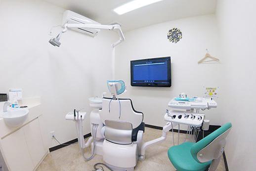 -個室診療室-