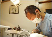 歯周病とその予防に対する取り組み