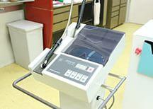 外傷や外科治療にレーザー機器を導入