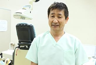 院長 森脇 敏則 (Toshinori Moriwaki)