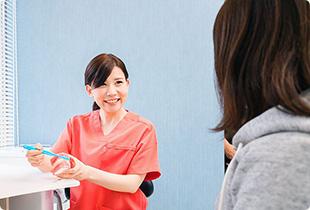 ハレノテラス歯科・矯正歯科 特徴 3