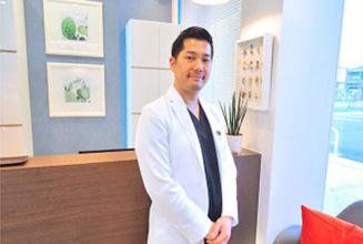 ハレノテラス歯科・矯正歯科 医師・スタッフ 歯科医師 中田 智雄 (Tomoo Nakada)