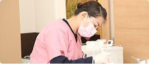 さくら歯科針中野院|さくら歯科針中野院の特徴 2