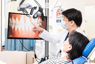セルフケアをしっかりと続けていただけるよう、ご自宅で行える虫歯予防の意識づけ