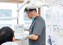 虫歯の原因を追究、再発を抑止