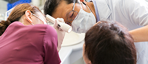 ~幅広い診断・治療に対応~歯科用CTの導入・得意分野に合わせた歯科医師の治療が受けられます