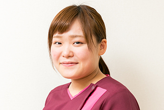 歯科衛生士森口 真衣(Mai Moriguchi)