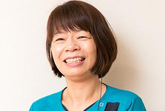 歯科衛生士山口 智子(Tomoko Yamaguchi)