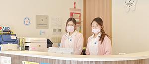 ▼医院づくりバリアフリー対応!キッズスペース有!リラックスして治療を受けていただくためにす