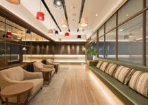 カフェのようなオシャレな空間