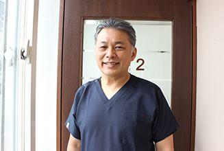 理事長 坂井 秀明(Hideaki Sakai)