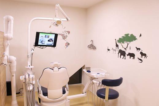 広めの診療室