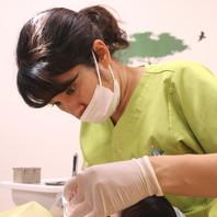 歯や体への負担の少ない治療
