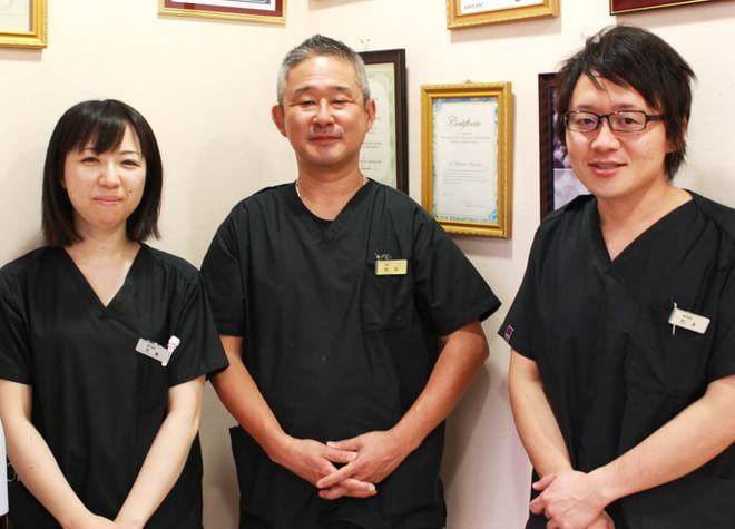 上尾駅近辺の歯科・歯医者「新海歯科医院」