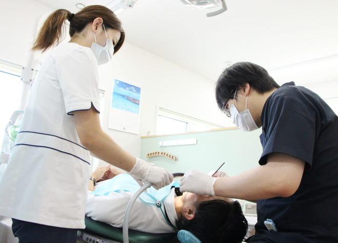 患者さまのご要望に合わせ、患者さまのお口の状態にあった治療をご提案いたします