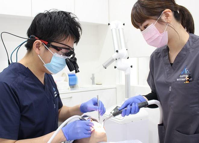 さっぽろ元町歯科クリニックの画像