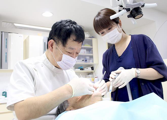 吉祥寺駅近辺の歯科・歯医者「こばやし歯科」