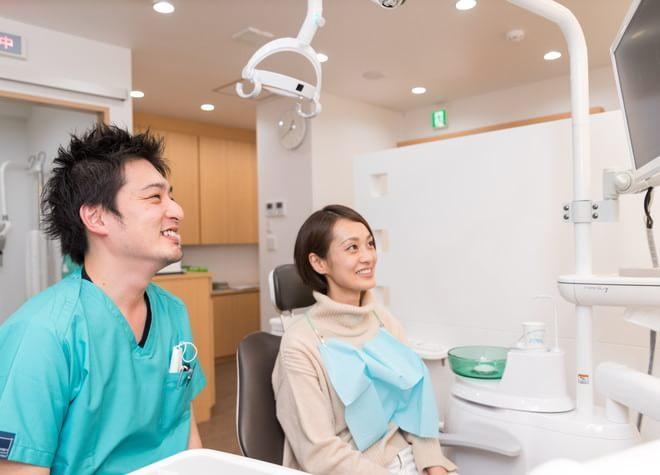 東大島クローバー歯科