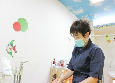 三鷹駅近辺の歯科・歯医者「三鷹ハートフル歯科小児歯科医院」