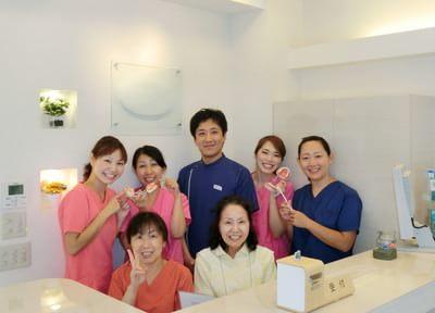 雑色駅近辺の歯科・歯医者「にじいろ歯科クリニック」
