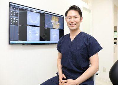 赤坂クレール歯科クリニック 吉田 敦実 先生男性