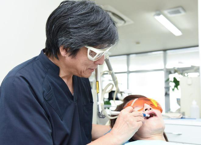 Q.虫歯の治療で心がけていることは何ですか?