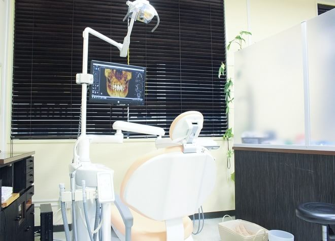 診療室です。