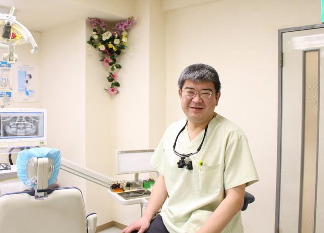 赤羽駅近辺の歯科・歯医者「トナミビルデンタルクリニック」