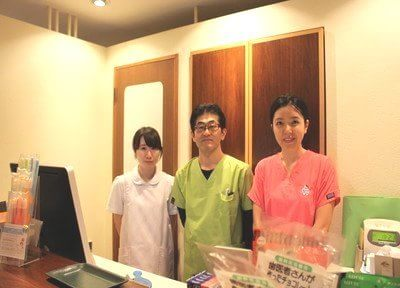 サンライズ青山メディカルデンタルクリニックの医院写真