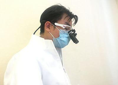 まつもと歯科医院 松本 信哉 男性