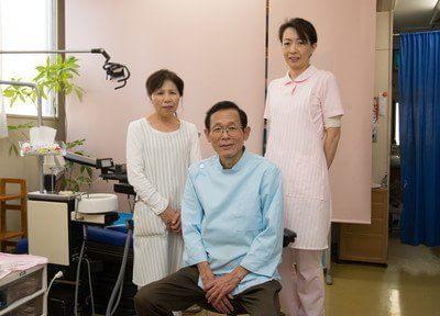 手代木歯科の医院写真