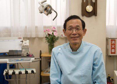 院長の松本です。歯科医療に留まらず、総合的な視点で皆様の健康に貢献致します。