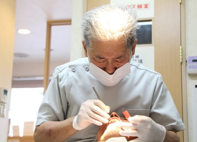 古淵駅近辺の歯科・歯医者「あさだ歯科」