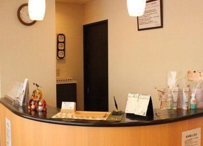 診療室です。精度の高い治療で、より良い口腔内環境をご提供いたします。
