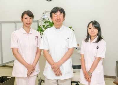 南鳩ヶ谷くらもち歯科医院の医院写真