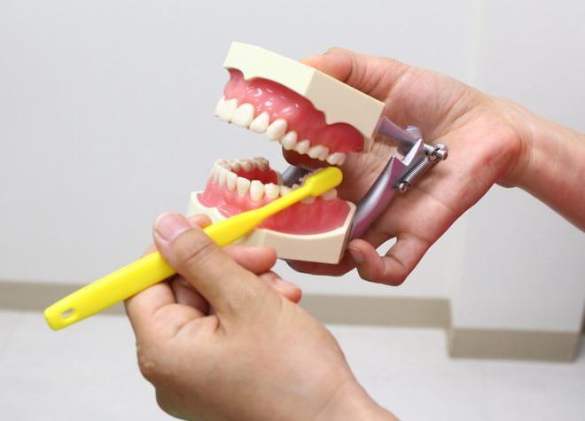 Q.虫歯のお子さまが治療を怖がったらどうしていますか?