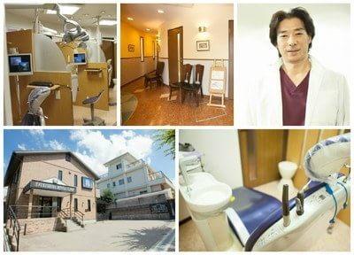 金剛駅近辺の歯科・歯医者「ふくしま歯科」