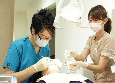 とよた歯科クリニックの医院写真
